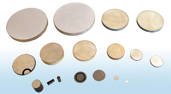 贴片式超声波清洗器压电陶瓷晶片